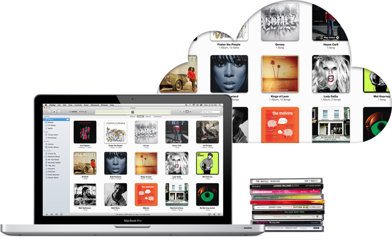 Hands On with iTunes Match