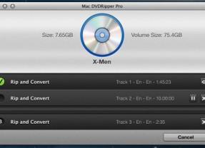 Mac DVDRipper Pro 5.05